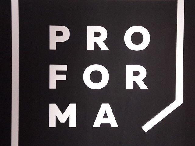 Презентация Eclisse в салоне Proforma