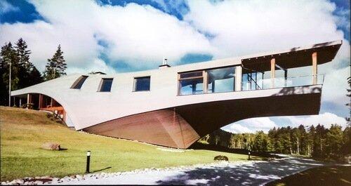 Archmeeting. Архитектура Воды. Тотана Кузембаева- дом в Риге