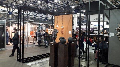 KIFF 2020. Экспозиция выставки