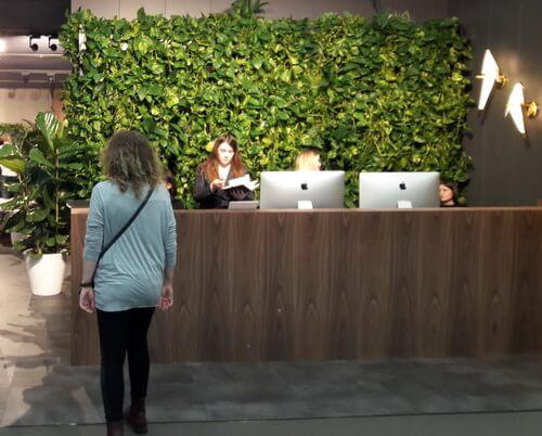 KIFF 2020. Вертикальное озеленение. ViO-design