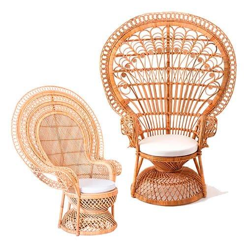 01 Кресло Peacock chair