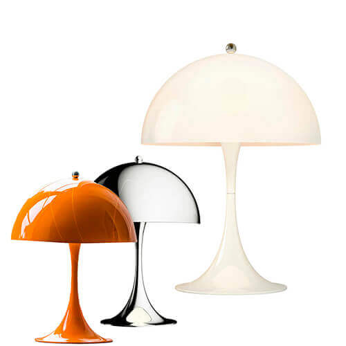 Светильник Panthella table lamp by Louis Poulsen