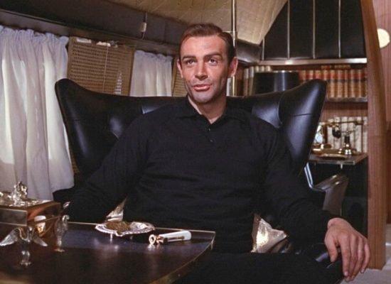 Furniture_Bond. Мебель в фильмах о Джеймсе_Бонде.